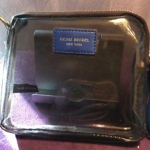 Henri Bendel small cosmetic bag